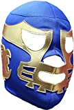 Luchador Mask Adult Size Lucha Libre Adult Mexican Wrestling Costume Pro-Fit Lycra Mask (Choose Design)