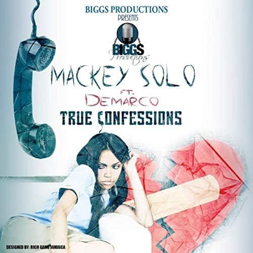 DeMarco & Mackey Solo
