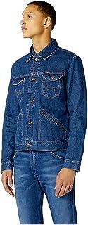 Wrangler Men's Icons Straight Denim Jacket