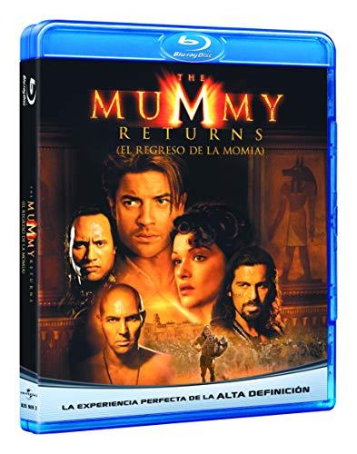 The mummy returns (Universal) [Blu-ray]