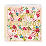 Best Wedding Cards - Hallmark Signature Wedding Card (Happy Wedding Day) Review