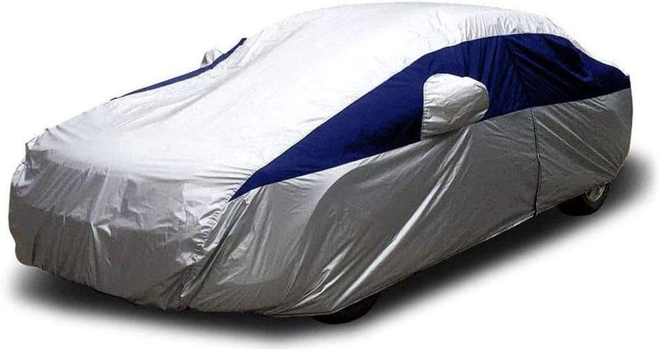 Sale Special Seattle Mall Price Titan Lightweight Car Cover Midnight Camr with Blue Compatible