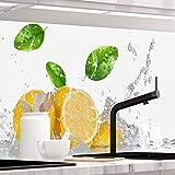 StickerProfis Küchenrückwand selbstklebend Pro Fruit Splash 60 x 280cm DIY - Do It Yourself PVC Spritzschutz