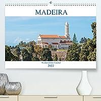 Madeira - Wunderschoenes Funchal (Premium, hochwertiger DIN A2 Wandkalender 2022, Kunstdruck in Hochglanz): Der Kalender nimmt Sie mit nach Funchal der Hauptstadt der portugiesischen Inselgruppe Madeira. (Monatskalender, 14 Seiten )