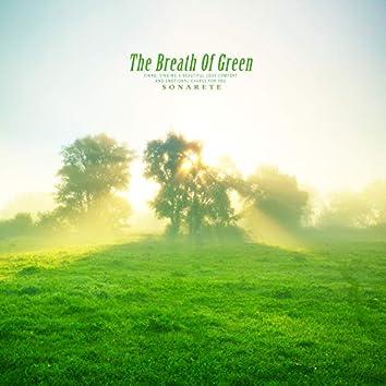 A breath of green