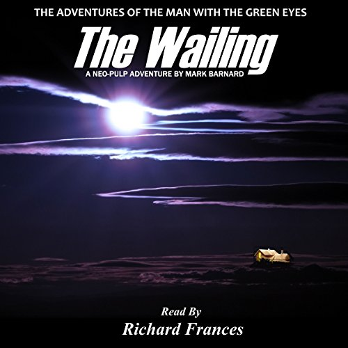 The Wailing audiobook cover art