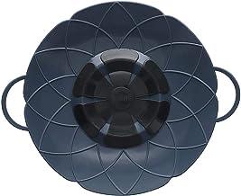 Scullery Kolori Silicone No Spill Lid 25.5cm Grey