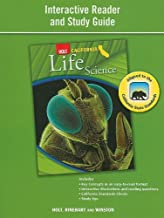 Science & Technology, Grade 6 Interactive Reader Study Guide Life Science: Holt Science & Technology California