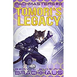 Tomori's Legacy (Packmasters Book 3)