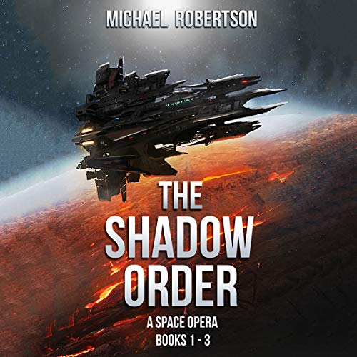 The Shadow Order, Books 1-3  By  cover art