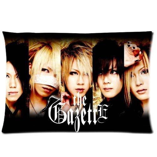 not The Gazette Japan Rock Band Custom Pillowcase Cover Picture Kissenbezüge (50cmx65cm)