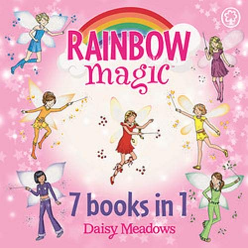 The Rainbow Fairies Collection cover art