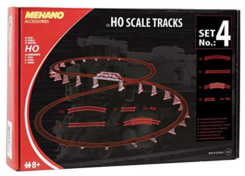 Mehano - Vía para modelismo ferroviario (F104) segunda mano  Se entrega en toda España