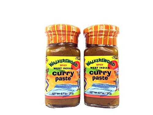 Walkerswood Spicy West Indian Curry Paste 2 Pack