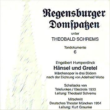 """Humperdinck: Hänsel und Gretel """"Märchenoper in drei Bildern"""" (Recorded 1933, 1954)"""