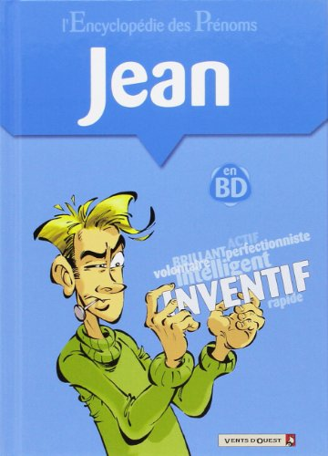 L'Encyclopédie des prénoms - Tome 13: Jean