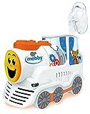 Medel 95108 Trenino Aerosol a Forma di Treno per Uso Pediatrico...