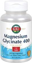 Kal Magnesium Glycinate – 400 mg – 90 Tablets