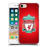 Official Liverpool Football Club Red Pixel 1 Crest 2 Hard
