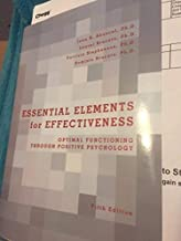 ESSENTIAL ELEMENTS F/EFFECTIVE
