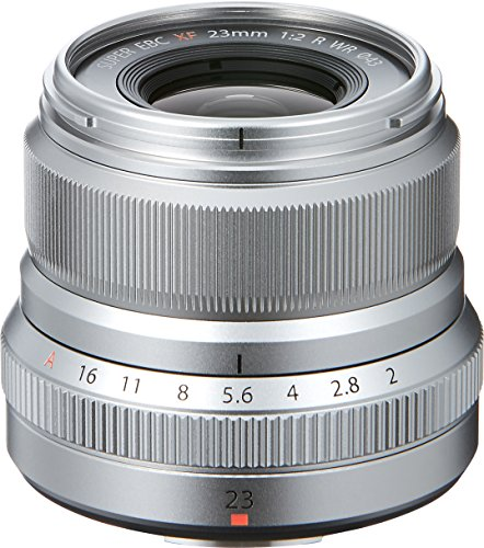 XF23MMF2 R WR Camera Lens