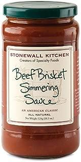 Stonewall Kitchen Beef Brisket Simmering Sauce