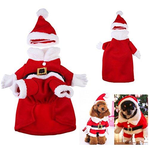 Demarkt Hiver Noël Vêtements pour Chien/Chat Costume Vêtements pour Animaux