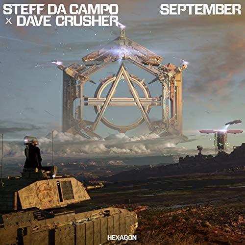 Steff da Campo & Dave Crusher