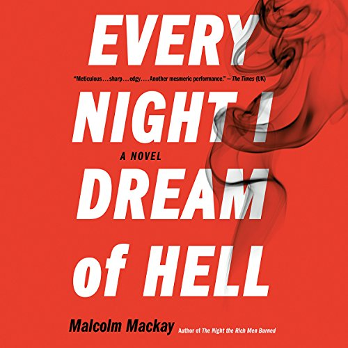 Every Night I Dream of Hell audiobook cover art