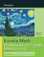 Spanish - Eureka Math Grade 1 Fluency Practice Workbook #2 (Modules 4-6)