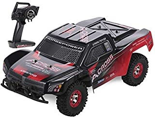 Wltoys 12423 50km/h High Speed Short Course Truck 1/12 2.4G 4WD RTR RC Car