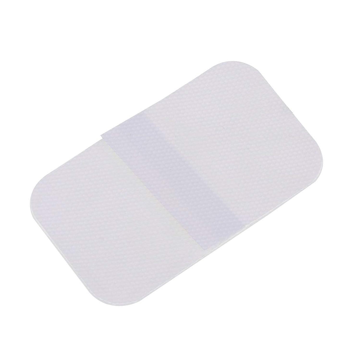 前部マウスフォアタイプLIOOBO シリコーン傷跡シート傷跡シリコーンテープ洗える帝王切開透明傷跡ステッカー正方形シェイプシリコーン傷跡治療