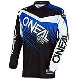 O'NEAL Element Racewear FR Jersey Trikot lang schwarz/blau 2018 Oneal: Größe: L (52/54)