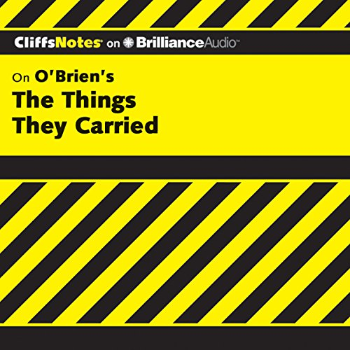 The Things They Carried: CliffsNotes                   By:                                                                                                                                 Jill Colella                               Narrated by:                                                                                                                                 Tim Wheeler                      Length: 4 hrs and 18 mins     Not rated yet     Overall 0.0
