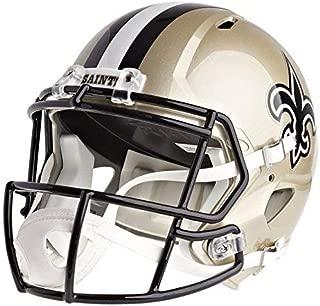 Riddell New Orleans Saints Officially Licensed Speed Full Size Replica Football Helmet