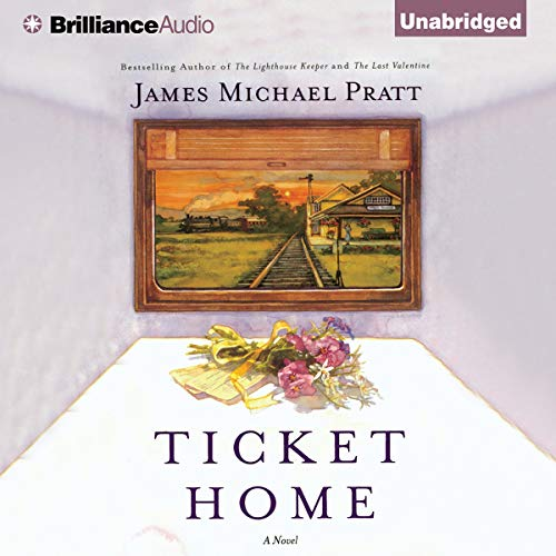 Ticket Home audiobook cover art