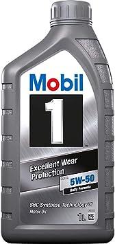 Mobil 1 Fs X 1 5w50 153632 Motor Oil Synthetic Gold 1 L Auto