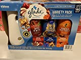 Glade Automatic Spray Kit Limited Edition Fall Variety Pack (Apple of...