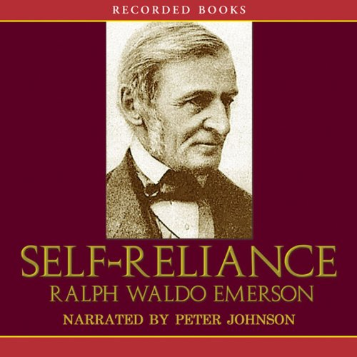 Self-Reliance audiobook cover art