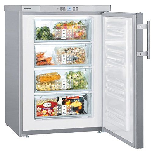 Congélateur top Liebherr GPESF1476 - Froid statique / 104 litres / Inox / A++ / Pose libre