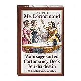 Piatnik - 194115 Mlle.Lenormand Tarot & Wahrsagekarten