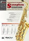 Alfred's Fingering Charts Instrumental Series: Grifftabelle Saxophon | Fingering...