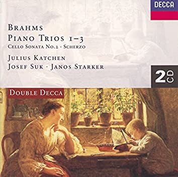 Brahms: Piano Trio Nos. 1-3/Cello Sonata No.2/Scherzo