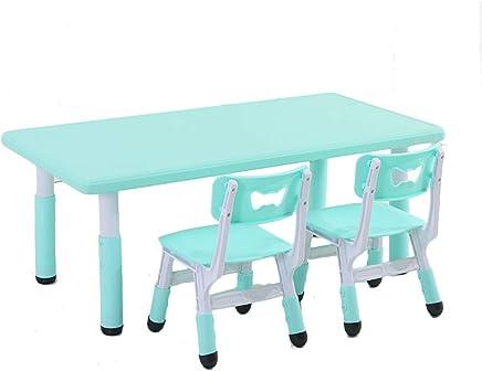 Colore 60/x 40/x 44/cm FUN HOUSE 712535/Paw Patrol Set tavolino con Due sedie per Bambini in MDF Blu