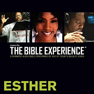 Inspired By … The Bible Experience Audio Bible - Today's New International Version, TNIV: (16) Esther audiobook cover art