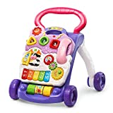 VTech Sit-to-Stand Learning Walker, Lavender - (Frustration Free...