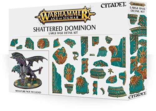 Games Workshop 99120299036 Age of Sigmar Splattered Dominion - Juego de Mesa (Contenido en alemán)