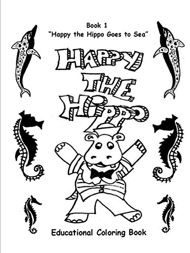 Happy the Hippo Goes To Sea