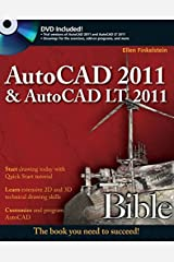 AutoCAD 2011 & AutoCAD LT 2011 Bible Paperback