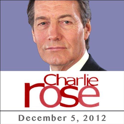 Charlie Rose: Stuart Stevens & Julianna Goldman, December 05, 2012 cover art